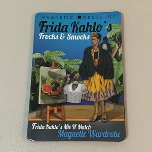 FRIDA KHALO | Magnetic Wardrobe Frocks & Smocks